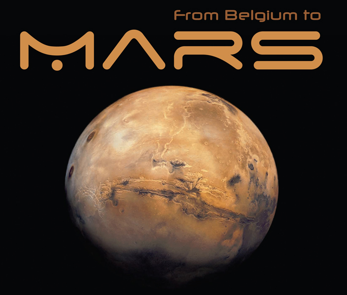 From Belgium to Mars
